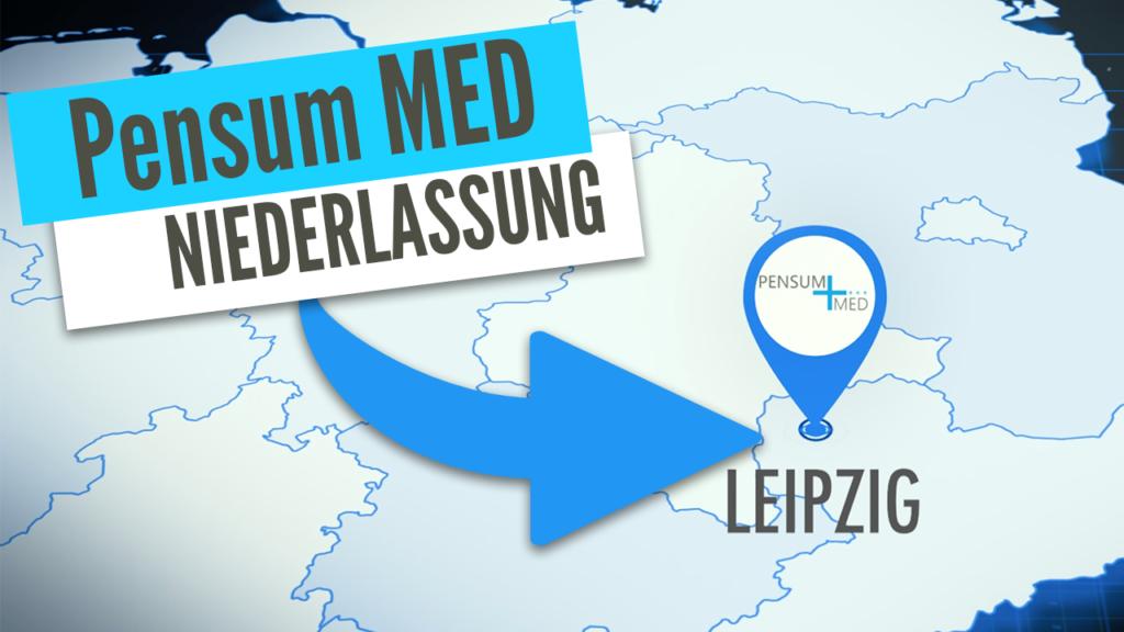 Pensum MED Niederlassung in Leipzig