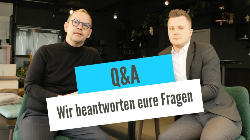 Wir beantworten eure Fragen! Claudio Niesner und Jonathan Fuchs im Q&A!