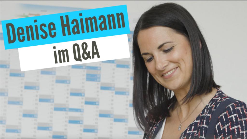 Denise Haimann (HR Management)
