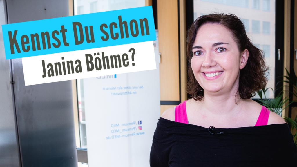 Janina Böhme (Arbeitssicherheit & HR Management)