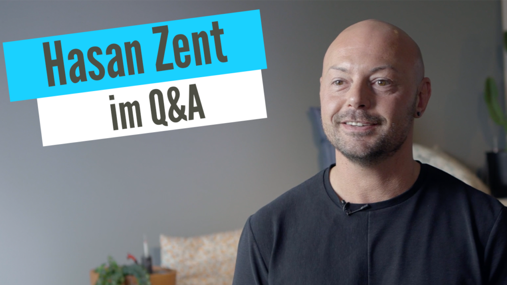 Hasan Zent (HR Management) im Q&A