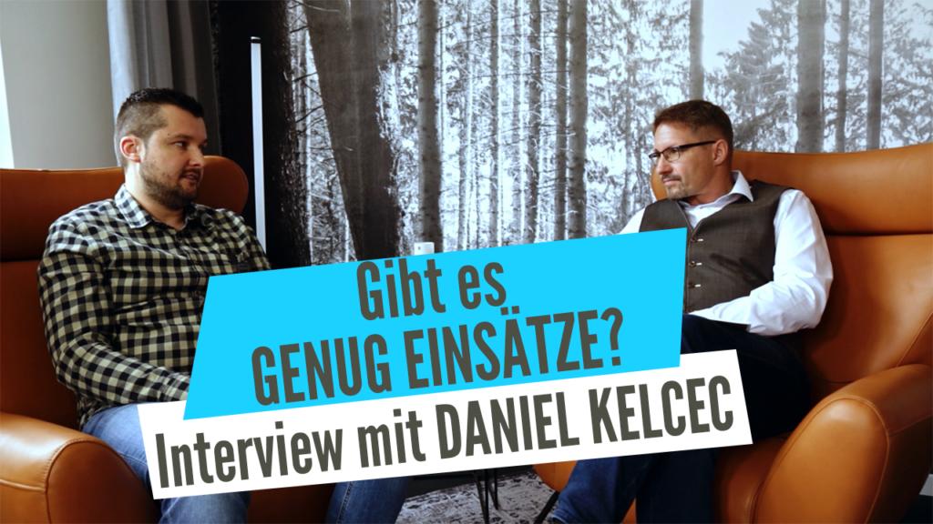 Interview mit Daniel Kelcec