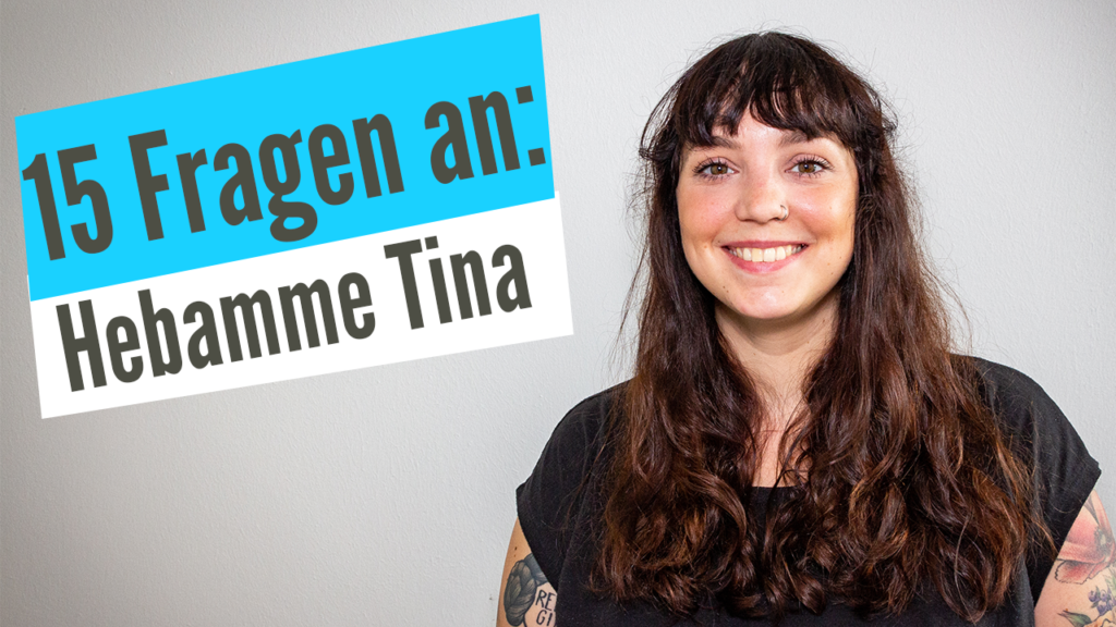 Pensum MED fragt – Hebamme Tina