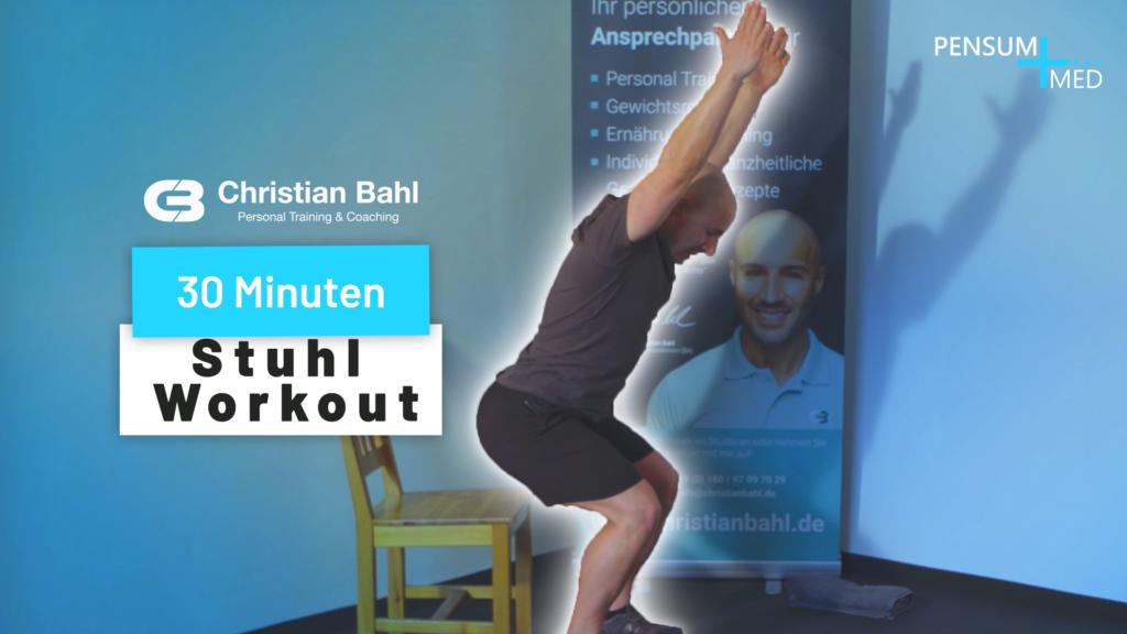Stuhl Workout
